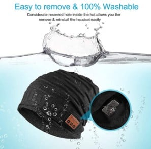 Pococina Washable Music Hat