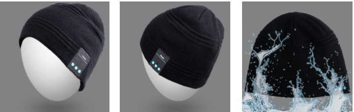 Rotibox Bluetooth Beanie Hat Sound quality