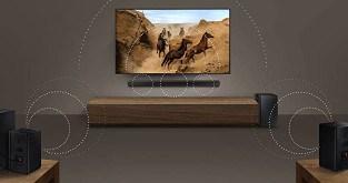Samsung HW-R650 sound quality
