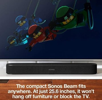 Sonos Beam mountability